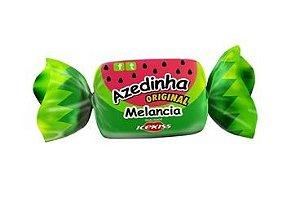 Bala Mole Mastigável Azedinha Sabor Melancia 600g - Halloween Edition