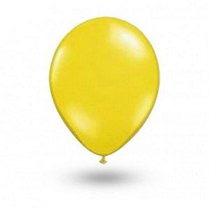 Balão Série Imperial Amarelo Sol n° 05 Pacote 50 Un - São Roque