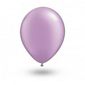 Balão Série Imperial Lilas Soft n° 07 Pacote 50 Un - São Roque