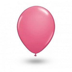 Balão Série Imperial Rosa Pink n° 05 Pacote 50 Un - São Roque