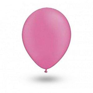 Balão Série Imperial Rosa Tutti - Frutti n° 07 Pacote 50 Un - São Roque