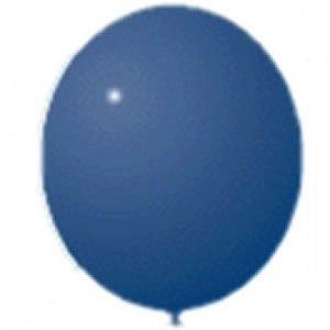 """Balão Super Azul Marinho """"Bexigão"""" - São Roque"""