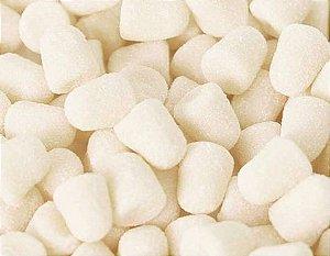 Balas de Goma Macias e Deliciosas Branca 500 g - Catelândia