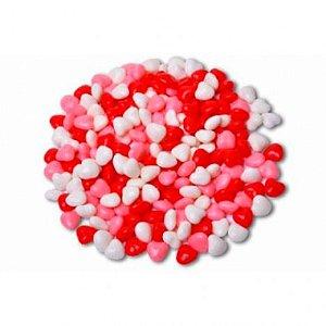 Balinhas Formato Coração para Sacolinha Surpresa 24 Pacotinhos - Catelândia