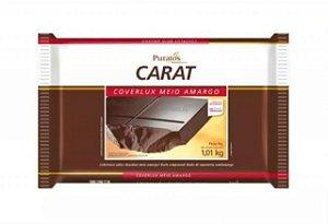 Barra de Chocolate Meio Amargo Para Derreter, Ovos de Páscoa - 1 Kg