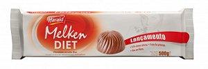 Barra de Chocolate Melken Ao Leite DIET 500g - Harald