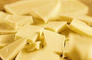 Barra de Chocolate Melken Branco 1 Kg  para Confecção de Ovo de Páscoa - Harald