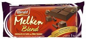 Barra de Chocolate Nobre Melken Blend 2,3 Kg - Harald
