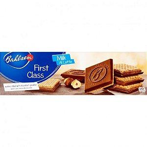 Biscoito Bahlsen First Class Milk Al Latte Com Avelã - 125g