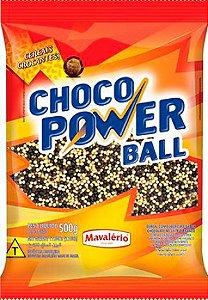 Bolinhas (flocos) de Cereal Crocante com Cobertura Chocolate 500g - Catelândia
