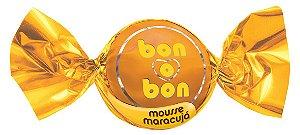Bombom Bon O Bon Mousse de Maracujá Pacote 32 Un Arcor - Catelândia