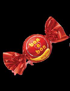 Bombom Bon O Bon Original Pacote 195g - Catelândia