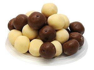Bombom de Leite em Pó Sortido Chocolate e Coco 30 Un - Catelândia