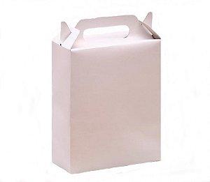 Caixa Surpresa para Doces e Guloseimas Branca 08 Un - Catelândia