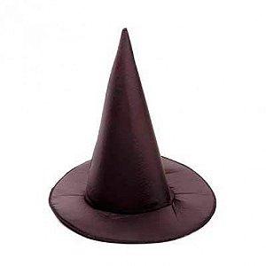 Chapéu de Bruxa Preto - Halloween Edition - Catelândia