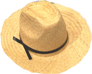 Chapéu de Palha Masculino Adulto para Festa Junina - Catelândia