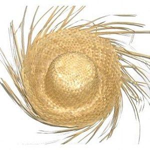 Chapéu de Palha para Festa Junina Embalagem Econômica 10 Un - Catelândia