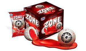 Chicle Zone Olhos do Terror 40 Un - Catelândia