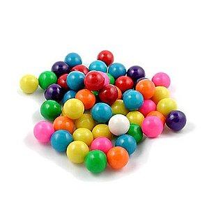 Chiclete de Bola Formato de Bolinhas Coloridas Danny Ball 100 Un - Santa Fé