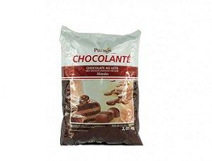Chocolate Belga Moedas Fácil Para Derreter 2 Kg - Chocolanté