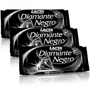 Chocolate Diamante Negro 25g Caixa 20 Unid. - Grátis Saco de Presente + Laço
