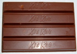 Chocolate Kit Kat Nestlé 45g Display com 24 Un - Catelândia