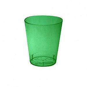 Copinho para Licor e Doces Mole 15 ml 20 Un Verde  - Catelândia