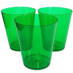 Copinho Verde para Brigadeiro MOLE 25ml 10 Un - Catelândia