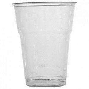 Copo Transparente Acrílico Reforçado 150 ml 50 Unidades - Catelândia