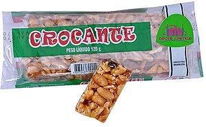 Crocante Doce de Amendoim com Caramelo 10 Doces - Doces Castelo