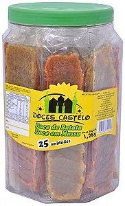 Doce de Batata Doce 20Un 1,3Kg - Doces Castelo
