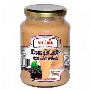 Doce de Leite Cremoso com Ameixa para Servir em Tacinhas 680 g - Catelândia