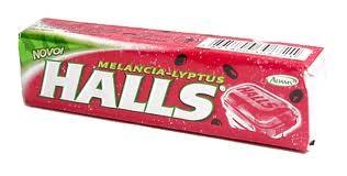 Drops Halls Melancia Lyptus c/ 21 unidades - Adams