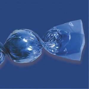 Embalagens para Trufas e Bombons 100 Un Azul Escuro - Catelândia