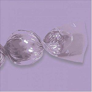 Embalagens para Trufas e Bombons 100 Un Lilas - Catelândia