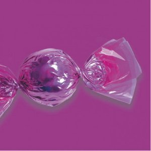 Embalagens para Trufas e Bombons 100 Un Pink - Catelândia