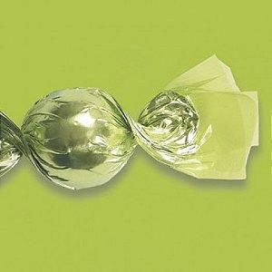 Embalagens para Trufas e Bombons 100 Un Verde Cana - Catelândia
