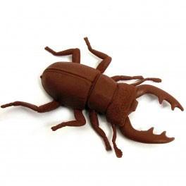 Escaravelho Decorativo em Borracha Halloween Edition 1 Un - Catelândia