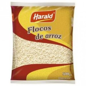 Flocos de Arroz 500 G - Harald