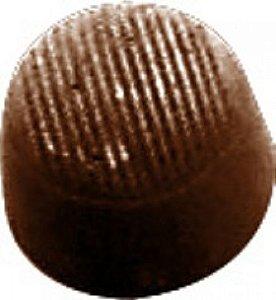 Forma de Chocolate Bombom Riscado 16g - BWB
