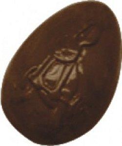 Forma para Ovo de Páscoa 50g Acetato Coelho Olímpico - BWB