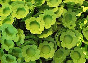 Forminhas para Docinhos Verde Claro 50 Un - Catelândia