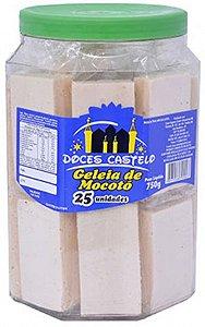 Geléia de Mocotó Pote com 20 Un Embaladas Individualmente - Doces Castelo