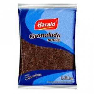 Granulado para Brigadeiro Macio Sabor Chocolate 1 Kg - Catelândia