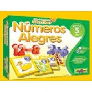 Jogo Educativo NÚMEROS ALEGRES - Catelândia