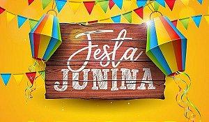 Kit Com Doces Diversos Para Festa Junina Para 30 Pessoas - Catelândia