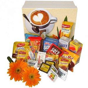 Kit de Café da Manhã para Datas Especiais com 32 Itens - Catelândia