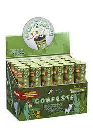 Lança Confetes e Adesivos Floresta Bichos da Selva KIDS - MUNDO BIZARRO
