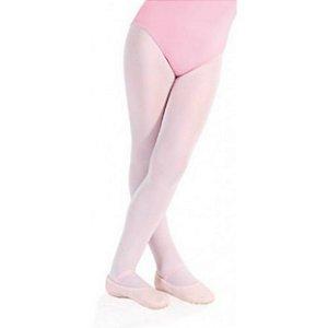 Meia Calça com Pé para Dança Lilás - Capezio Número 00 - Catelândia