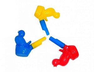Mini Brinquedo Apito Canário D'água 12 Un - Catelândia